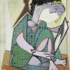 Picasso - Femme a la montre