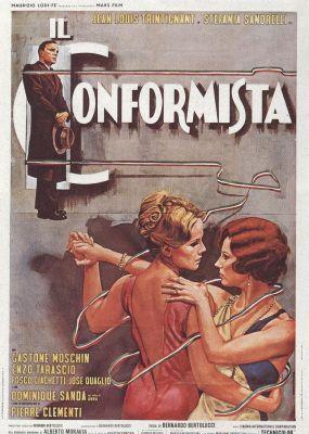 il_conformista_poster