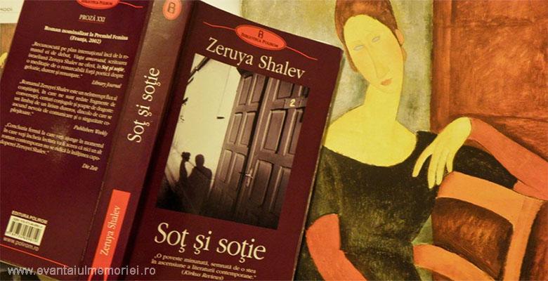 Zeruya Shalev - Sot si sotie-780
