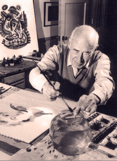 Henry-Miller-painting